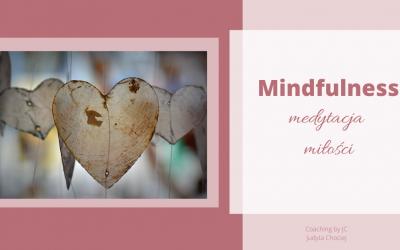 Medytacja miłości