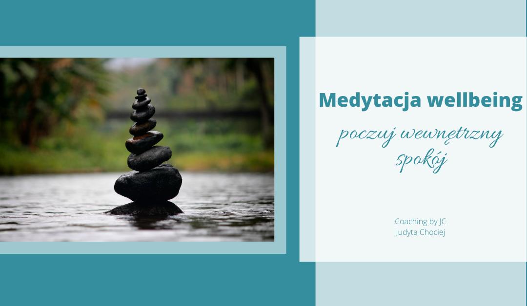 Medytacja Wellbeing